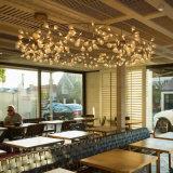 Lámpara pendiente del techo de las luciérnagas de la iluminación de la lámpara de la luz LED de la nueva instalación moderna