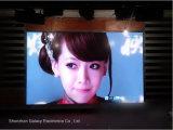 Affichage vidéo fixe élevé de la définition P2 DEL pour annoncer, se réunissant