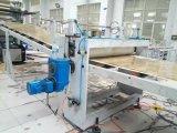 Extrusion de marbre d'imitation de feuille de PVC faisant la machine