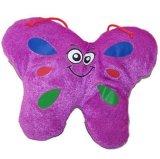 아름다운 동물성 나비 견면 벨벳 장난감