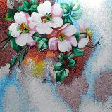 Cortada a mano mosaico Sicis imagen personalizada Diseño de cristal irregular