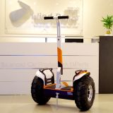 De Zwerver van de wind van Weg 2 de Elektrische Bevindende Autoped van het Wiel