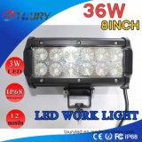 36W LEDのライトバーランプオフロード8inch