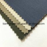 Blaues Grau-Rot-erhältliche Farben-auserlesene Gewebe-Kambric-Ebene gefärbtes Baumwollgewebe