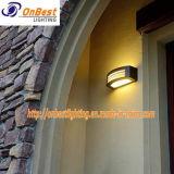Luz ao ar livre de alumínio do diodo emissor de luz da luz 18W da parede na avaliação IP65