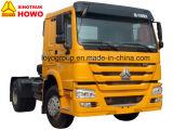 De hete Vrachtwagens van de Kipper van de Vrachtwagen van de Tractor 371HP van de Verkoop HOWO 4X2