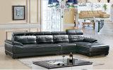تصميم جديدة صاف جلد أريكة لأنّ يعيش غرفة أريكة ترويجيّ ([هإكس-ف618])