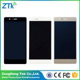 Affissione a cristalli liquidi del telefono per lo schermo di tocco dell'affissione a cristalli liquidi di Huawei P9