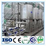 Petite ligne assaisonnée complète de production laitière d'installation de transformation de lait de technologie neuve