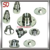 Abitudine di alluminio di CNC della parte che lavora i pezzi meccanici alla macchina di CNC
