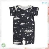 Schwarzes Farben-Baby kleidet Soem-Baby Playsuit