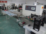 304 машина упаковки фабрики ND-250X/350X/450X нержавеющей стали горизонтальная