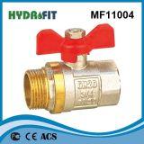 Válvula de bola de latón (MF11002)