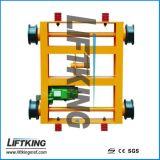 Transport simple d'extrémité de grue de poutre pour le déplacement