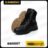 Черный ровный ботинок Sn5507 армии