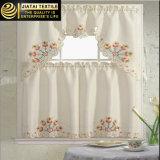A cozinha protege cortinas retros da cozinha das cortinas da valência da cozinha