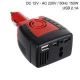 Auto-Inverter-Stromversorgung 150W Gleichstrom 12V zu Wechselstrom 220V