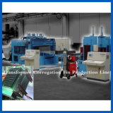 Cg Transformer Corrokated Fin Production Line Transformador de corrente