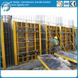 Molde de aço reusável para o painel do concreto/feixe/parede com melhor qualidade