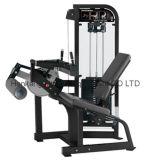 forma fisica, lifefitness, strumentazione di ginnastica, macchina di concentrazione del martello, piedino messo Curl-DF-7016