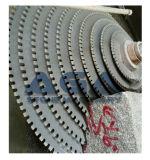 マルチ刃のブロックの打抜き機