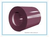 Lamiera di acciaio galvanizzata Pre-Paninted della Cina PPGI per costruzione