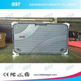 Meilleur prix d'usine P1.6mm HD Intérieur Couleur complète Petit pixel Écran LED Mur mural vidéo