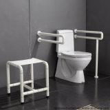 Подлокотник пожилых людей Disable штанг самосхвата туалета безопасности анти- выскальзования Nylon