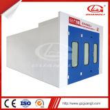 Quarto econômico da pintura de pulverizador do carro do tipo de China Guangli com aquecimento da luz infra-vermelha
