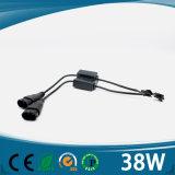 Des Hochleistungs--4500lm H4 Scheinwerfer Auto-des Motorrad-LED