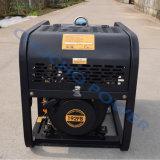 Geradores de diesel poderosos que geram eletricidade