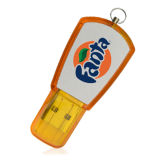 Keychain USB 지팡이 전자 선물 클라이언트 선물