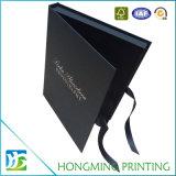 [هونغمينغ] طباعة رفاهيّة تصميم ورقة ورق مقوّى [جفت بوإكس]
