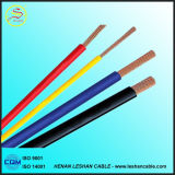 Le fil de cuivre de vente chaud de câble électrique avec le PVC isolé avec le faisceau Cable16mm pour Moyen-Orient