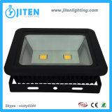 屋外IP65は100W LEDのフラッドライト新しいデザインフラッドランプを防水する