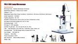 Instrumento médico de microscópio de lâmpada de régua de Digitas do fabricante de China