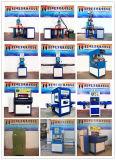 De hete Verkopende 10kw Enige HoofdOmslag van het Dossier van het Leer van de Machine van het Lassen van de Hoge Frequentie Plastic met Ce/ISO- Certificaat