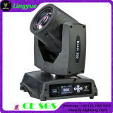 CE RoHS 7R Moving Head Raio de Luz