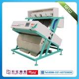 Classificador azul ótico da cor do arroz do CCD de Hons+, máquina de classificação azul do arroz