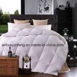 Venda por atacado Super Wang White / Gray / Grey Duck Down Duvet for / Home / Hotel / Hospital