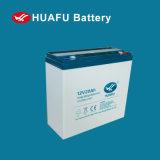 batterie de stockage de l'énergie de batterie de 12V20ah AGM