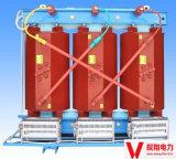 乾式の変圧器または電圧変圧器か分布の変圧器