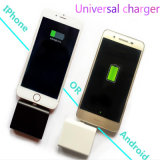 Hot Item Chargeur rechargeable universel 1200mAh Chargeur arrière pour iPhone et Android