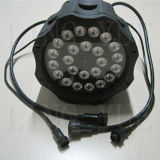IP65屋外24X12W RGBWの同価はLEDの照明を上演できる