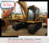 Venda quente usada máquina escavadora da máquina escavadora do gato 320b da lagarta 320b