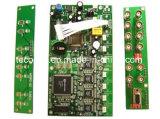 Modèle d'Assemblée de carte et fabrication électroniques