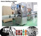 Applicateur d'étiquetage à bouteille thermorétractable automatique avec tunnel de rétrécissement