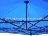 tent die van het Staal van 3*3m de Openlucht Pop omhooggaande Luifel Vouwbare Gazebo vouwen