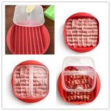 Produtos do molde do Kitchenware do silicone da platina do produto comestível