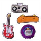 Свободно заплата гитары машины сплетенная обеспеченностью